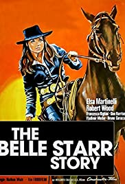 The Belle Star Story Poster