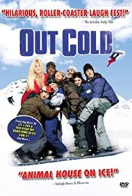 Victoria Silvstedt, Flex Alexander, A.J. Cook, and Caroline Dhavernas in Out Cold (2001)