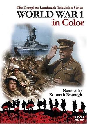 Where to stream World War 1 in Colour