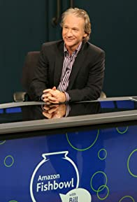 Primary photo for Amazon Fishbowl with Bill Maher