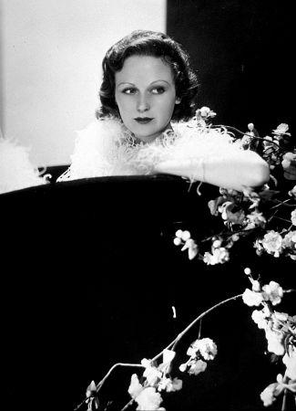 Dorothy Jordan April 1932
