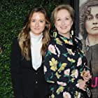 Meryl Streep and Grace Gummer at an event for Suffragette (2015)
