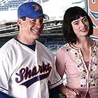 Steve Guttenberg and Krysten Ritter in Veronica Mars (2004)