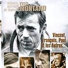 Gérard Depardieu, Antonella Lualdi, Yves Montand, and Serge Reggiani in Vincent, François, Paul... et les autres (1974)