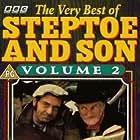 Wilfrid Brambell and Harry H. Corbett in Steptoe and Son (1962)