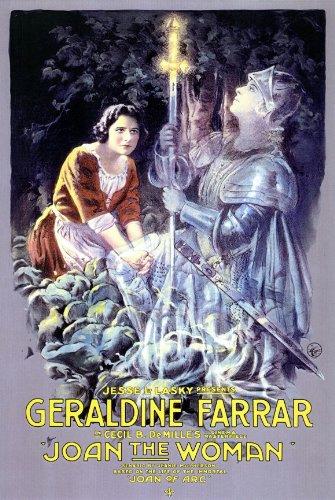 Geraldine Farrar in Joan the Woman (1916)