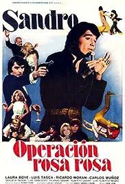 Operation Rosa Rosa Poster