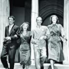 Fred Astaire, Jane Powell, Sarah Churchill, and Peter Lawford in Royal Wedding (1951)