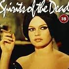 Brigitte Bardot in Histoires extraordinaires (1968)
