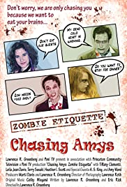 Chasing Amys: Zombie Etiquette Poster