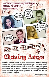 Websites for downloading free full movies Chasing Amys: Zombie Etiquette by [4k]