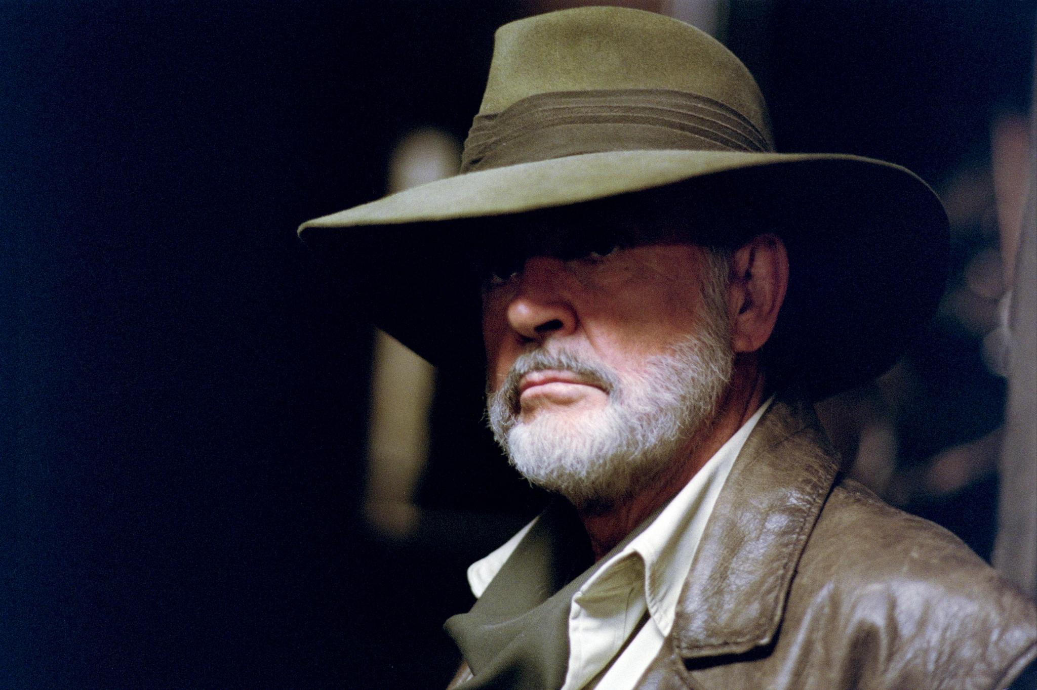 Sean Connery in The League of Extraordinary Gentlemen (2003)