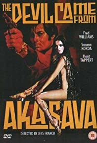 Primary photo for The Devil Came from Akasava