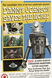 Danny Johnson Saves the World Poster