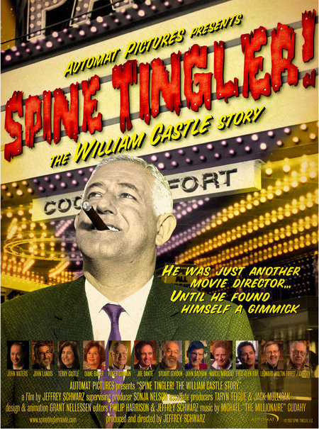 Spine Tingler! The William Castle Story (2007)