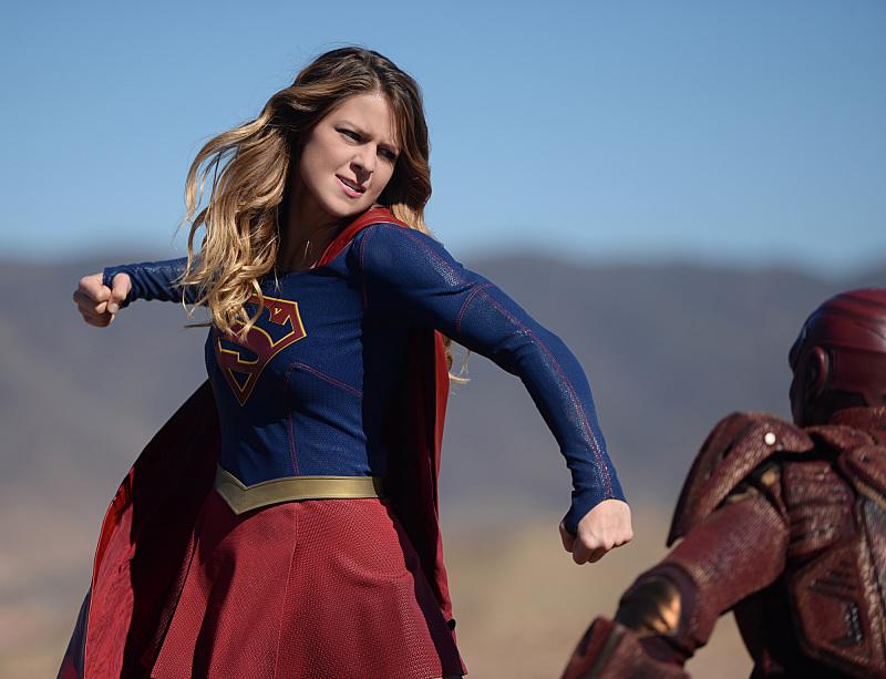 Supergirl Red Faced Tv Episode 2015 Imdb