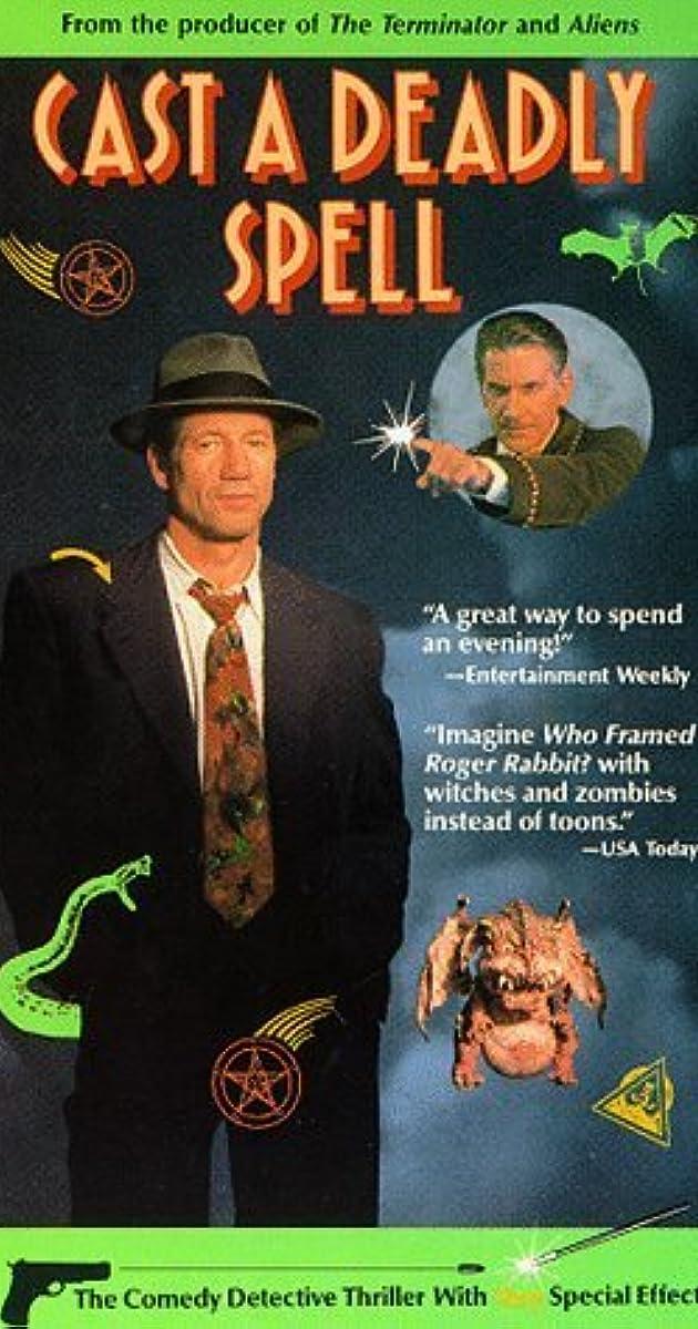 Cast a Deadly Spell (TV Movie 1991) - IMDb