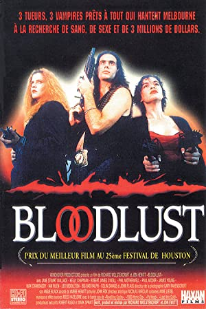 Where to stream Bloodlust