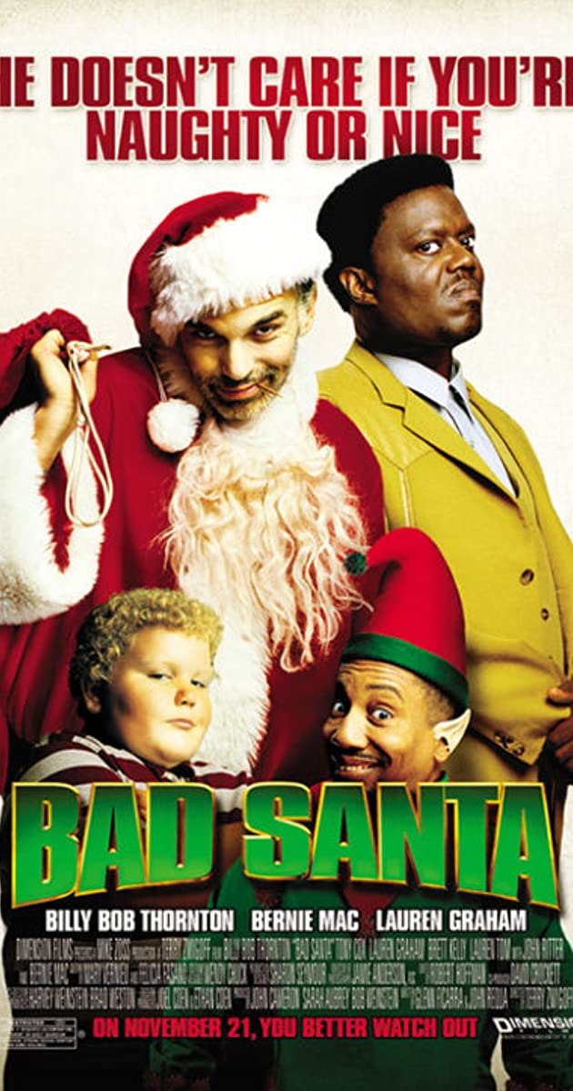 Subtitle of Bad Santa