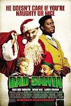 Bad Santa (2003) Poster