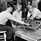 Kurt Russell, Debbie Paine, and Frank Webb in The Computer Wore Tennis Shoes (1969)