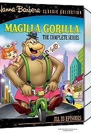 The Magilla Gorilla Show Poster - TV Show Forum, Cast, Reviews