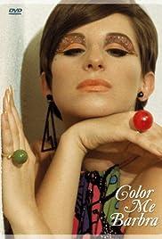 Color Me Barbra(1966) Poster - TV Show Forum, Cast, Reviews