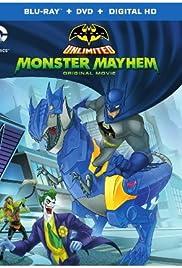 Batman Unlimited: Monster Mayhem (2015) แบทแมน ถล่มจอมวายร้าย