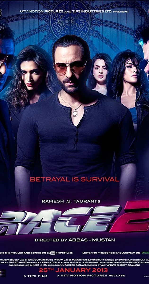 Race 2 (2013) - Race 2 (2013) - User Reviews - IMDb
