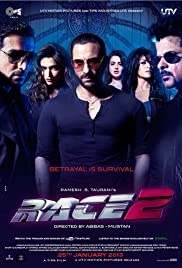 Race 2 (2013) Poster - Movie Forum, Cast, Reviews