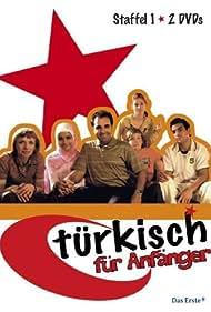 Adnan Maral, Anna Stieblich, Josefine Preuß, Elyas M'Barek, Arnel Taci, and Pegah Ferydoni in Türkisch für Anfänger (2006)