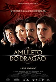O Amuleto do Dragão Poster