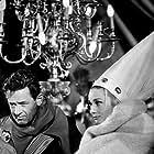 "5734-22 ""Paris When It Sizzles"" Audrey Hepburn and William Holden"