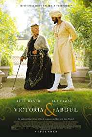 Judi Dench and Ali Fazal in Victoria & Abdul (2017)