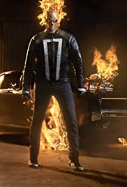 Ghost Rider: The Ghost Poster