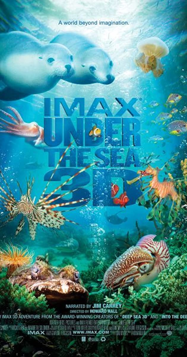 Subtitle of Under the Sea 3D