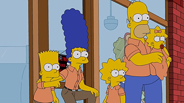 The Simpsons (1989-)