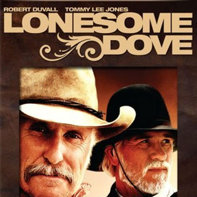 Tommy Lee Jones and Robert Duvall in Lonesome Dove (1989)