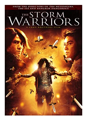 Download The Storm Warriors 2 (2019) Hindi Dubbed HDRip 720p [750MB]