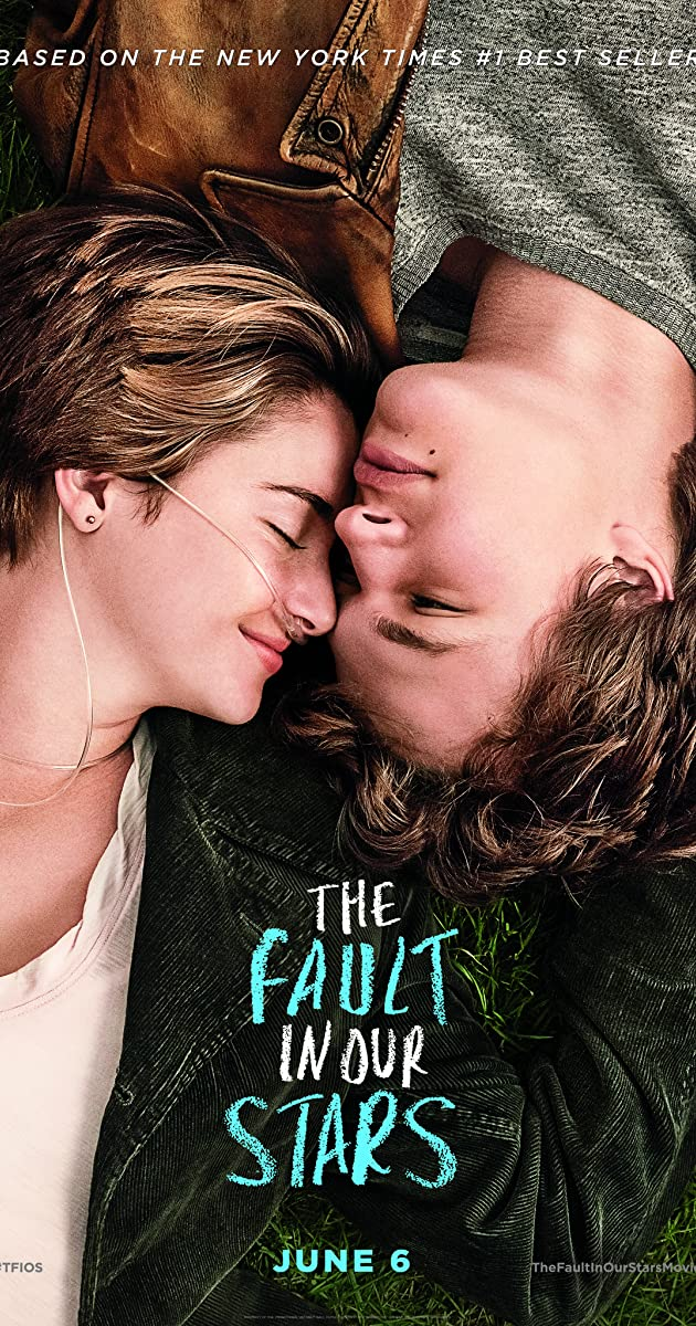 Image result for the fault in our stars summary""