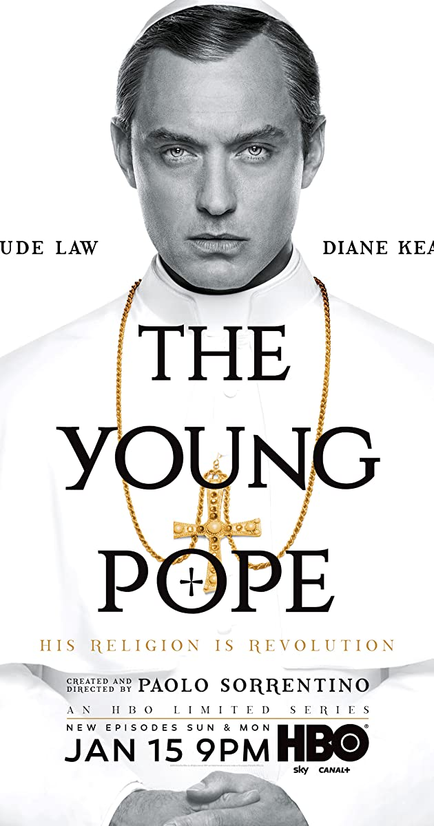 The Young Pope (TV Series 2016) - IMDb