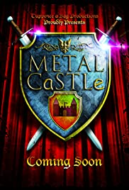 Metal Castle Poster