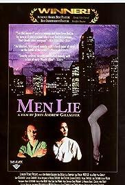 Men Lie Poster