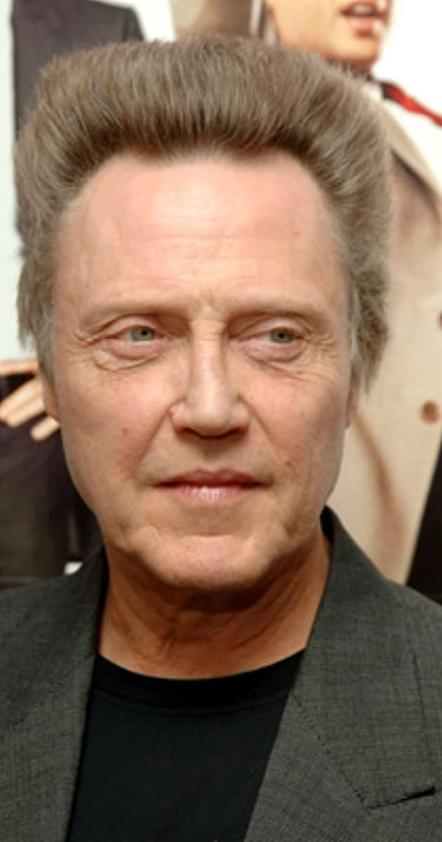 Christopher Walken Biography Imdb