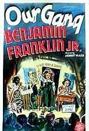 Benjamin Franklin, Jr. Poster