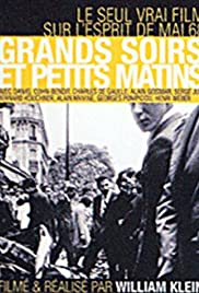 Grands soirs & petits matins Poster