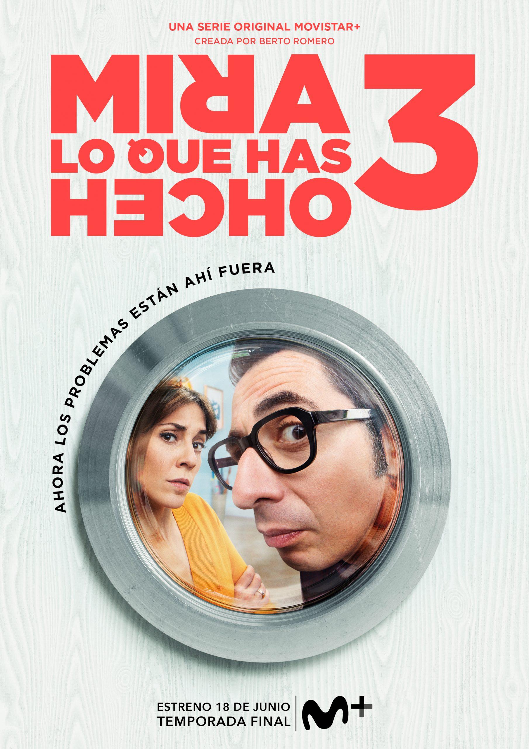 Mira Lo Que Has Hecho Tv Series 2018 2020 Imdb