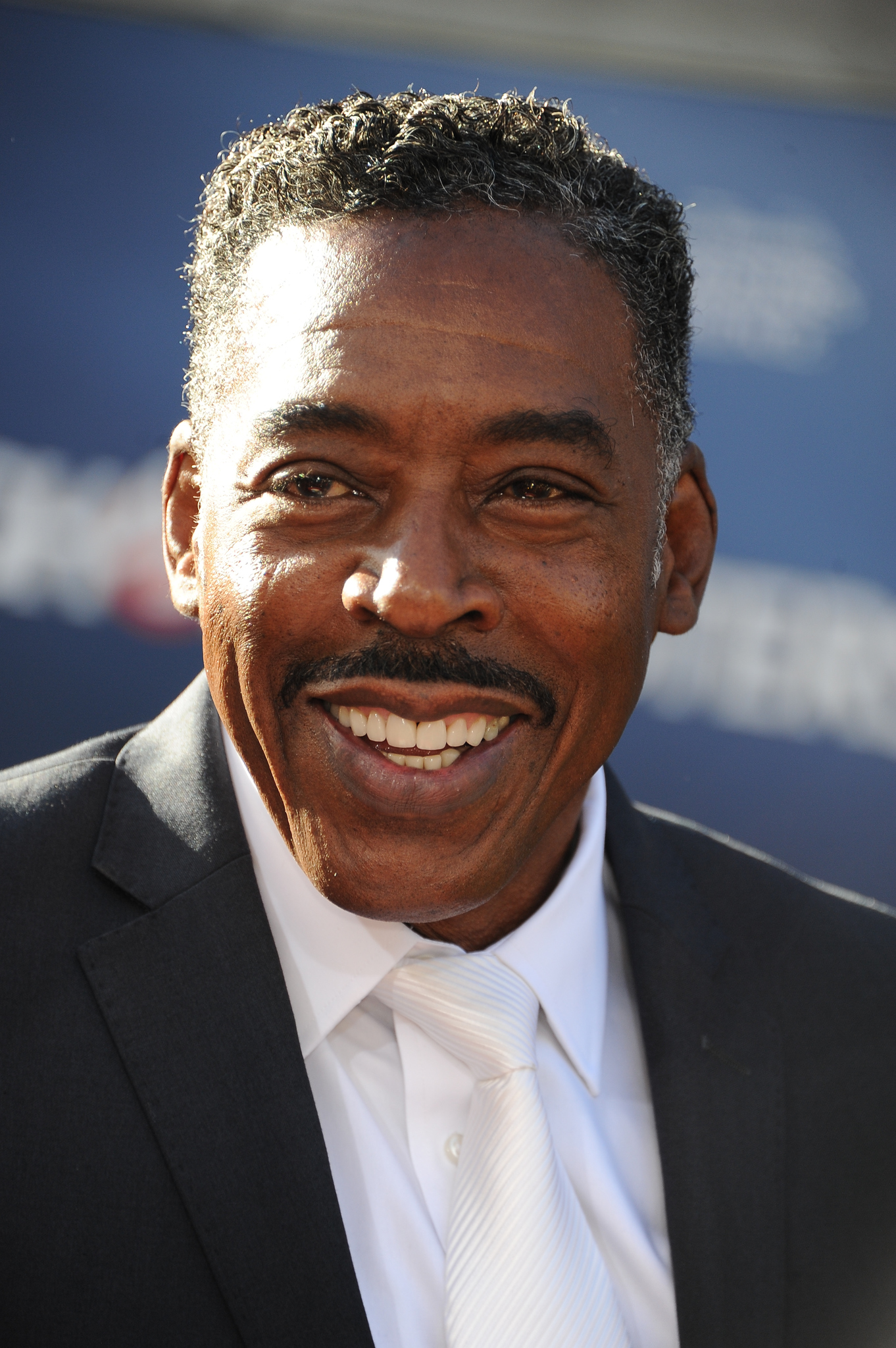 Ernie Hudson at an event for Ghostbusters (2016)