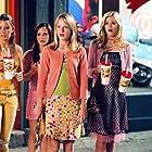 Eileen Boylan, Brie Larson, Sara Paxton, and Katija Pevec in Sleepover (2004)