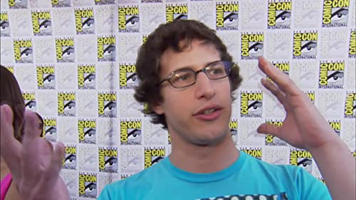 Cloudy with a Chance of Meatballs - Andy Samberg Soundbites